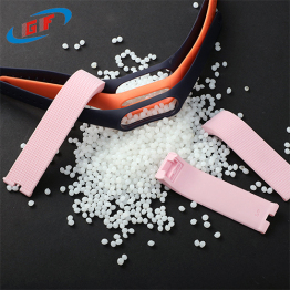 Dongguan TPE manufacturers directly provide TPE watch strap material, TPE Bracelet material, feel exquisite TPE